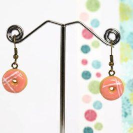 Boucles d'oreilles donuts – Plusieurs modèles