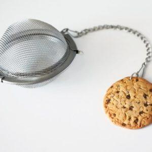 Boule à thé cookies pépites de chocolat