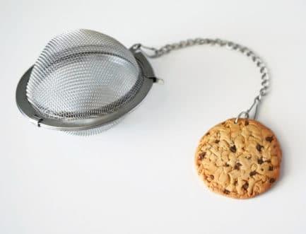 boule à thé cookies