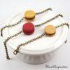 bracelet macaron fimo