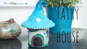 Tuto maison de fée / Fairy house
