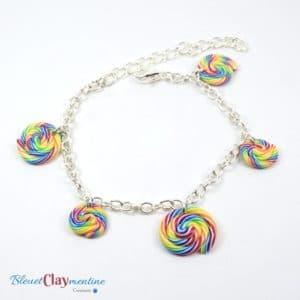 Bracelet Lollipop – couleurs au choix